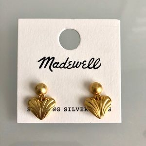Madewell sterling silver posts